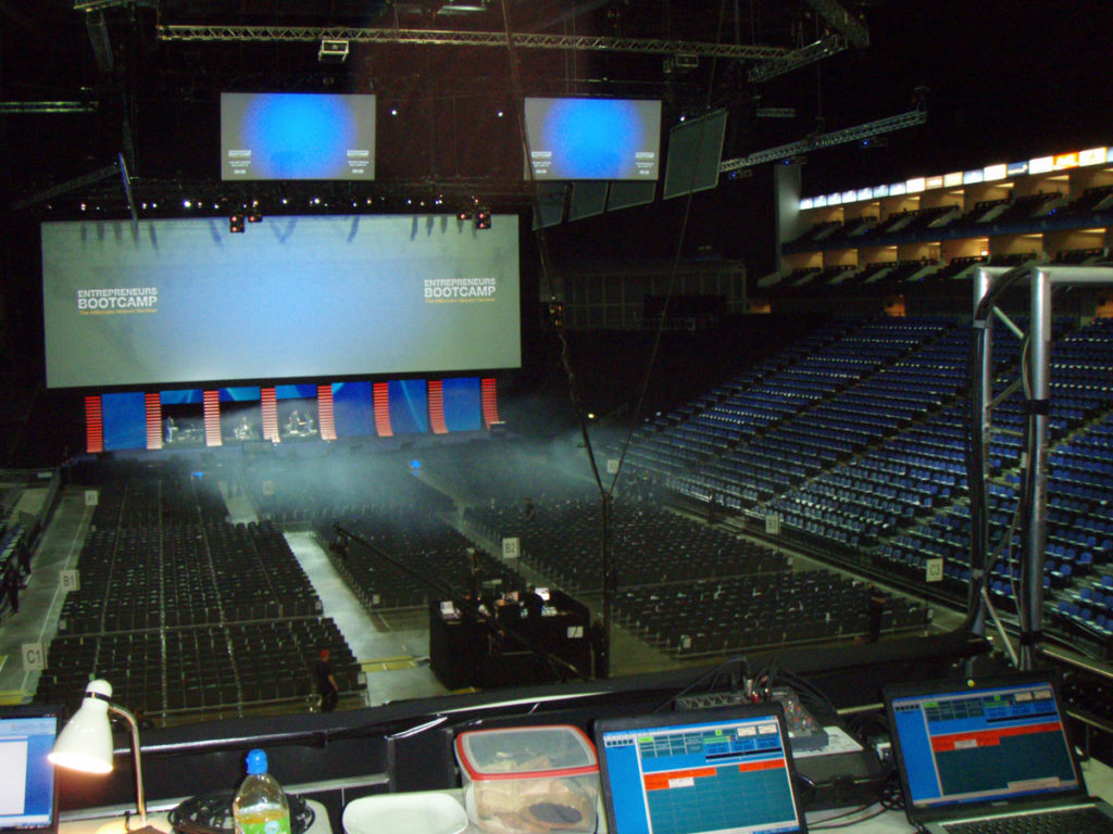 Entrepreneur Bootcamp | London O2 Arena